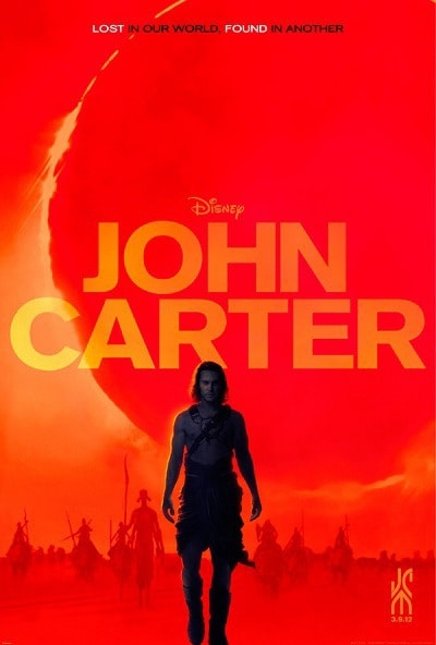 Image result for john carter movie poster free use