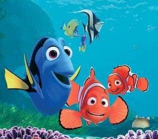 Marlin, Dory, Nemo