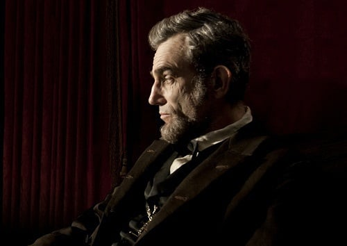 Lincoln Still: Daniel Day Lewis