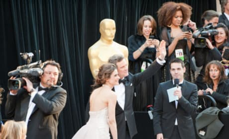 Oscar Winners:  Throughout the Night...