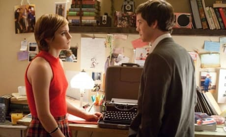 Emma Watson in Perks of Being a Wallflower