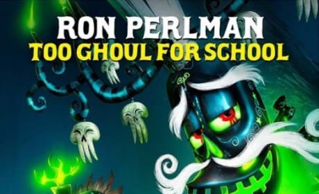 The Book of Life Ron Perlman Character Poster