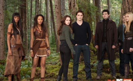 Twilight Saga Marathon Trailer: How Much Twilight Can You Handle?