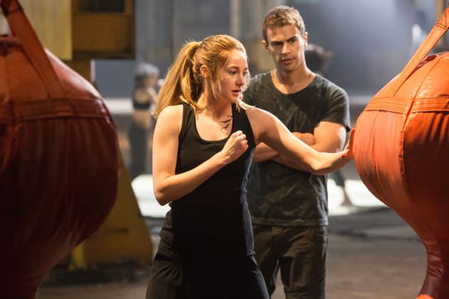 Shailene Woodley Tris Prior