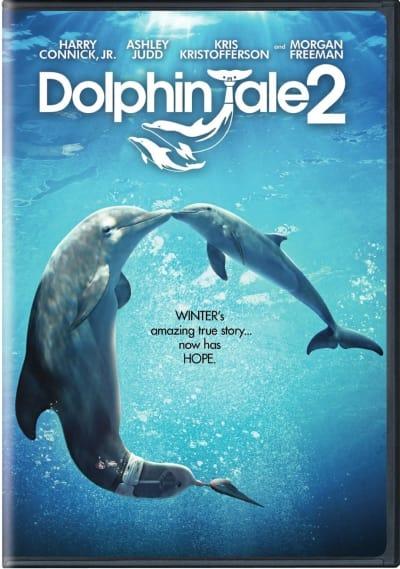 Dolphin Tale 2 DVD