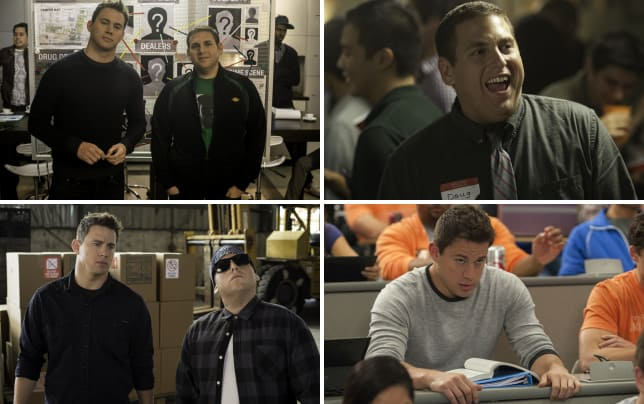 Channing and tatum jonah hill 22 jump street