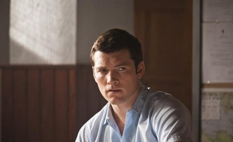 Sam Worthington in The Debt