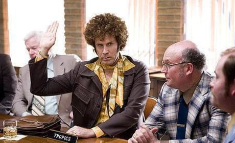 New Photos from Semi-Pro