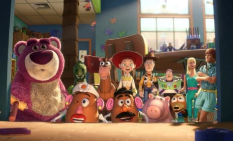 See the Toys Escape Sunnyside in New Toy Story 3 Picutres!