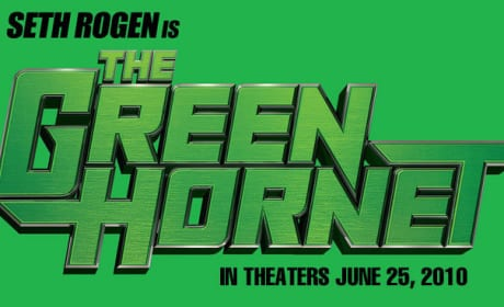 The Green Hornet Logo