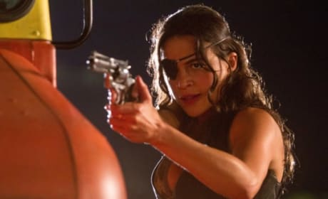 Machete Kills Star Michelle Rodriguez