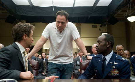 Jon Favreau Backs Away from Iron Man 3