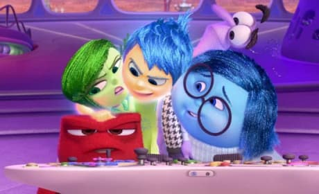 Inside Out Trailer: Brain Freeze!