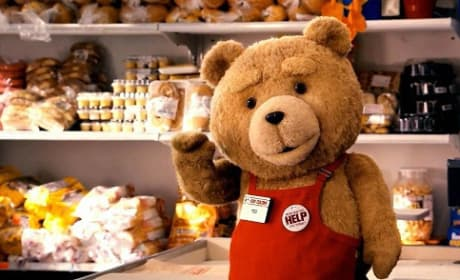 Ted Shocks Magic Mike for Box Office Title
