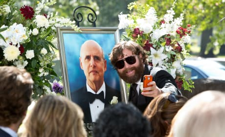 Zach Galifianakis The Hangover Part III Still
