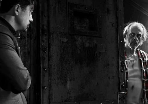 Sin City A Dame to Kill For Joseph Gordon Levitt Christopher Lloyd