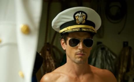 Magic Mike Still: Mat Bomer Shirtless