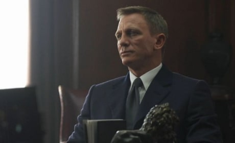"Spectre Set Video: Sam Mendes on Movie ""Entirely Driven By Bond"""