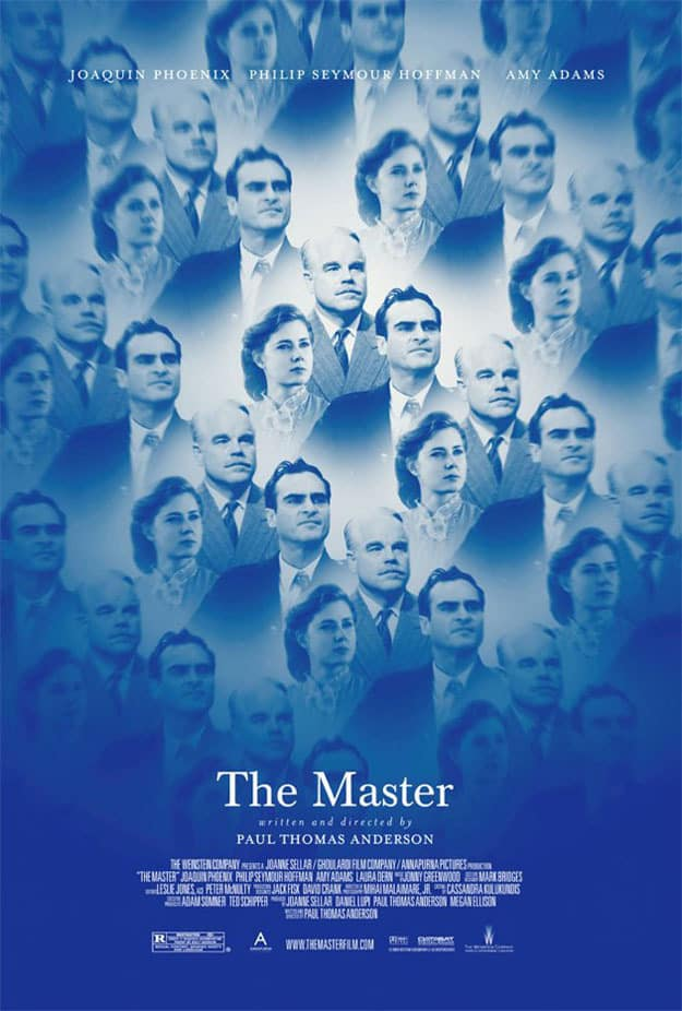 The Master One-Sheet Poster