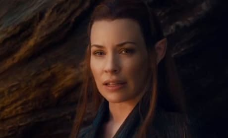 The Hobbit The Desolation of Smaug Tauriel Trailer
