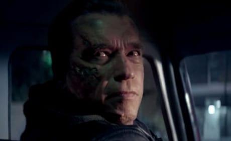 Arnold Schwarzenegger Terminator Genisys Photo
