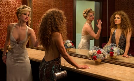 American Hustle Amy Adams Jennifer Lawrence