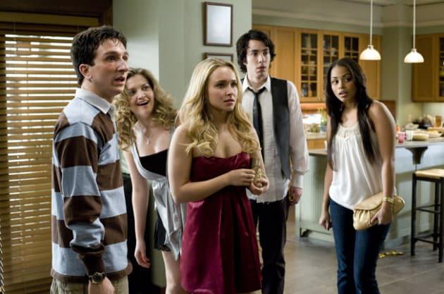 Dennis, Beth and Gang