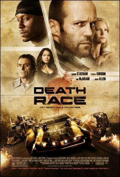 Death Race Movie Poster