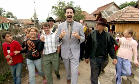 Borat at Home