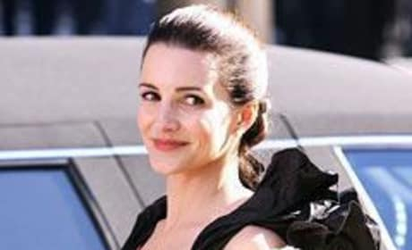 Kristin Davis Dishes on Sex and the City Movie