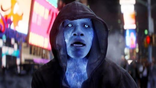 Jamie Foxx is Electro The Amazing Spider-Man 2
