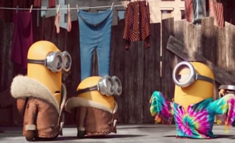 Minions Clip: The Minions Take Manhattan!
