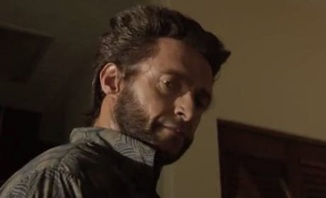 X-Men Days of Future Past Trailer: Wolverine & The Princess