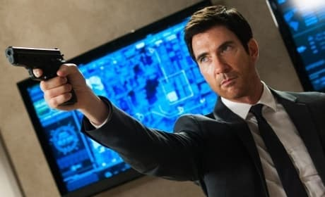 Olympus Has Fallen: Dylan McDermott Chooses Favorite Movie President