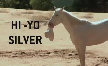 The Lone Ranger Featurette: Hi-Yo Silver!