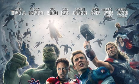Avengers Age of Ultron Official Poster Revealed: Heroes Unite!