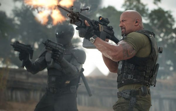 Dwayne Johnson G.I. Joe: Retaliation