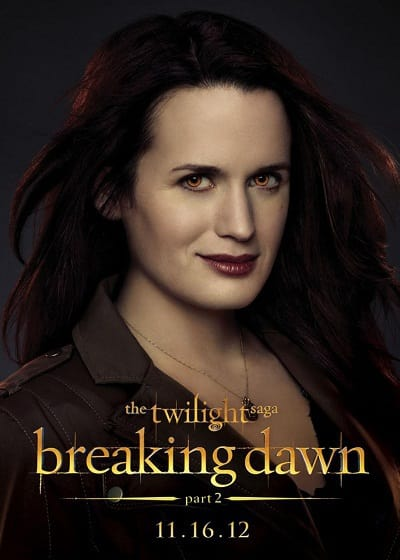 Elizabeth Reasner Breaking Dawn Part 2