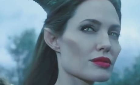 Angelina Jolie Stars in Maleficent