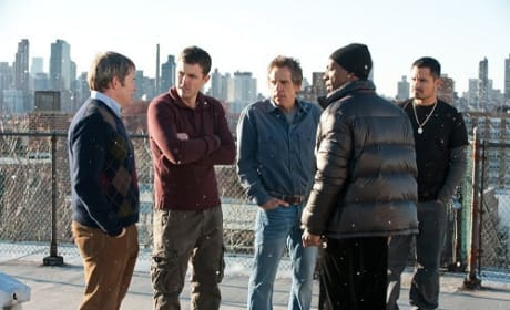 Tower Heist Stars Eddie Murphy and Ben Stiller