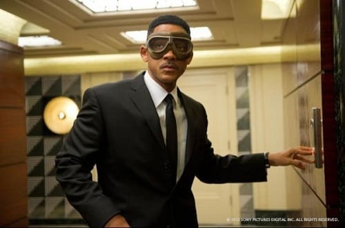 Men in Black 3 Star Will Smith