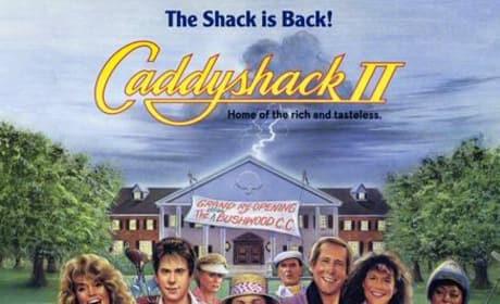 Caddyshack II Poster