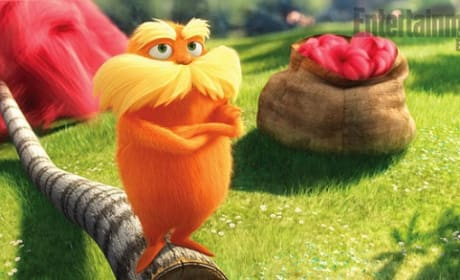Dr. Seuss' The Lorax: First Photos of Once-ler