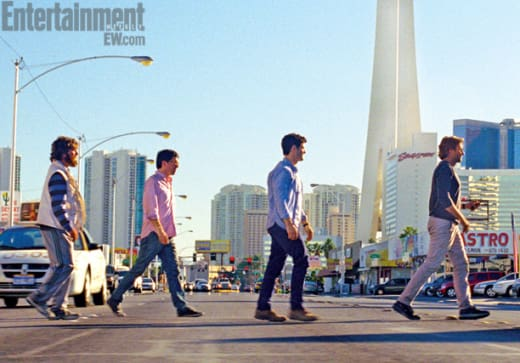 The Hangover Part III Wolfpack