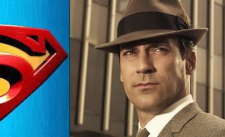Is Mad Men's Jon Hamm the Next Superman?