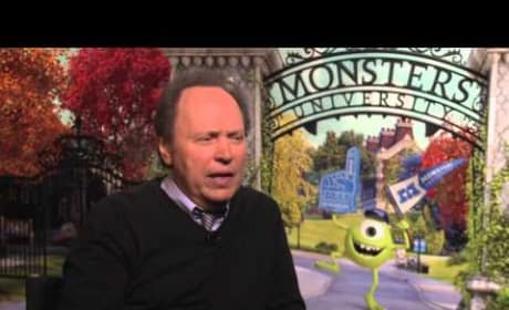 "Monsters University: Billy Crystal Says Mike is ""Like Billy Martin"""
