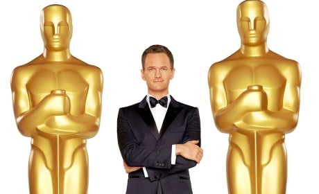 Neil Patrick Harris Oscar Promo Photo