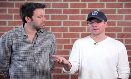 Ben Affleck and Matt Damon Reunite: Watch Now!