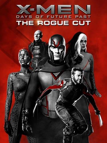 X-Men: Days of Future Past Rogue Cut Poster