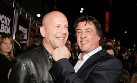 Bruce Willis Says Even Death Can't Stop The Expendables